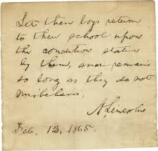 autopsy report template abraham lincoln s autopsy report shapell manuscript foundation abraham lincoln pardons misbehaving boys allowing them to return to school