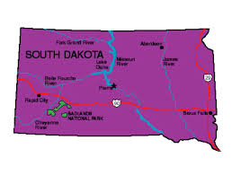 south dakota facts symbols famous people tourist attractions