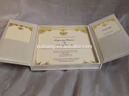 Wedding Invitations Box Gatefold Wedding Invitation Box White Silk Invitation Boxes Buy