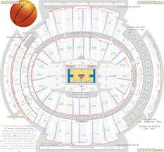 Odyssey Arena Floor Plan Madison Square Garden Seating Chart Detailed Seats Rows And