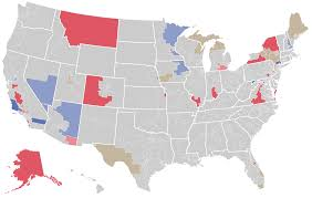 Ohio Congressional District Map by November 8th Four Key Factors For The Armchair Strategist