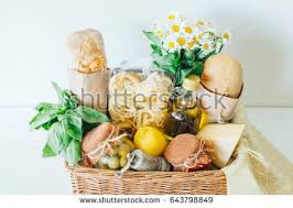 Food Gift Delivery Food Gift Basket Stock Images Royalty Free Images U0026 Vectors