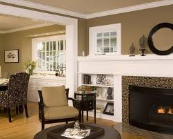 Traditional Livingroom by Living Room Paint Color Ideas With Brown Furniture Traditional