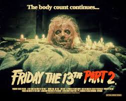 friday the 13th part 2 u0027 part of u0027nite to dismember u0027 halloween