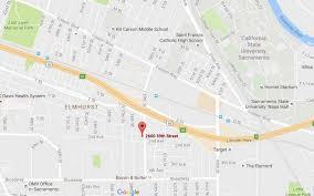 Sacramento State University Map by Sacramento Police Investigate Tahoe Park Homicide The Sacramento Bee