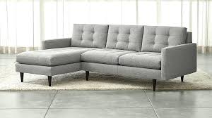 Left Sectional Sofa Left Sectional Sofa Or 2 Left Arm Chaise Sectional Sofa 86