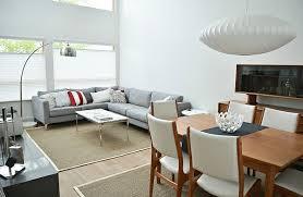 esszimmer im wohnzimmer kleines wohn esszimmer einrichten 22 moderne ideen