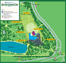 summer time hyde park map hyde park tickets