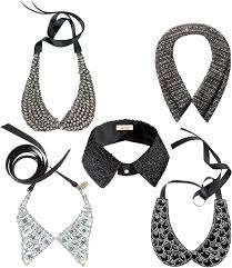 accessories collar necklace images Embellished collars must have accessories for fall jpg