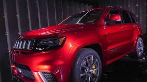 jeep hellcat hellcat jeep is the world u0027s most powerful suv fox news video