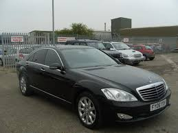 mercedes s class for sale uk used mercedes 2006 diesel class s320 cdi 4dr saloon black