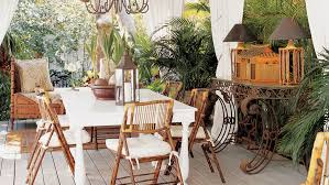 key west style interiors and homes coastal living