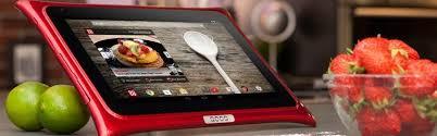 tablette pour recette de cuisine j ai cuisiné avec la tablette tactile qooq v3 conseils d experts