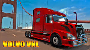 volvo semi truck dealerships ats volvo vnl truck mod 630 and 670 american truck simulator