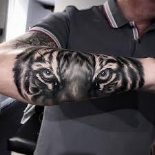 tiger tattoos meaning and design ideas