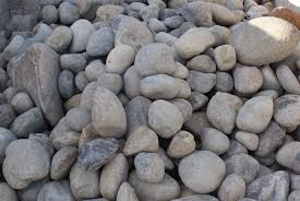 ornamental and decorative river stones and gravels