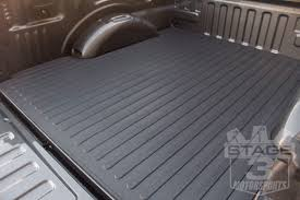 Ford F 150 Truck Bed Cover - 2015 2018 f150 deezee heavyweight bed mat 5 7 ft bed dz 87005