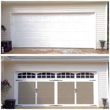 carriage garage doors diy