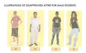 utm dress code
