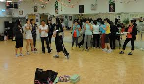 christmas party 2010 dec 15 zumba fitness in richmond hill