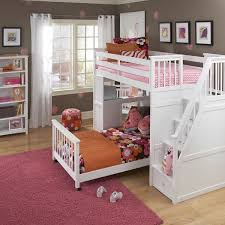 Loft Bunk Bed With Stairs Products Childrens Bedroom Furniture Furniture In Nc