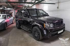 kahn range rover sport range rover sport by kahn design u2013 изменение салона автомобиля