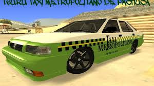 nissan tsuru taxi taxi metropolitano de pachuca tsuru para gta sa youtube