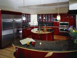 Bar Island Kitchen by 100 Red Kitchen Island Angled Kitchen Island Ideas Beige