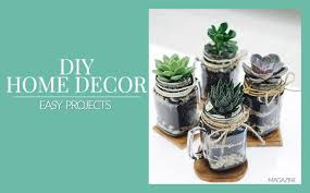 easy diy projects for home easy diy projects for home decoration rooms magazine