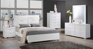 White Ready Assembled Bedroom Furniture Woodpeckers Furniture Inc