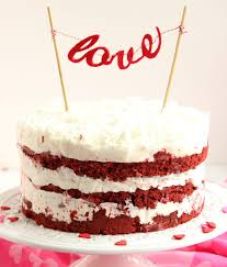 red velvet coconut cake with coconut cream cheese frosting the