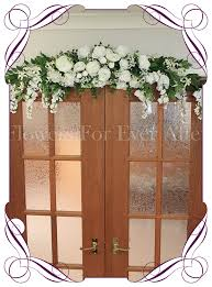 Wedding Arches In Church Flowers For Ever After U2013 Artificial Wedding Flower Designs