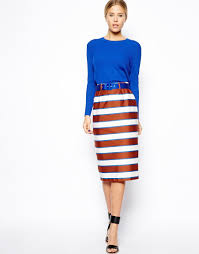10 of the most stylish midi skirts for spring brit co