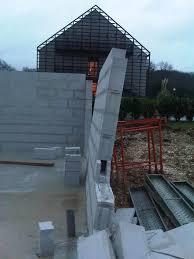 cuisine beton cellulaire délicieux construire une cuisine d ete 1 murs de beton cellulaire