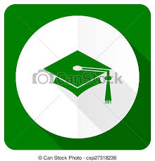 graduation sign education flat icon graduation sign stock photos search