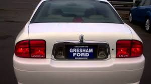 2002 lincoln ls with the 3 9lt at gresham ford youtube