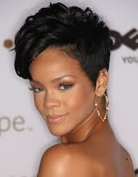haircut styles for round face fresh short african american