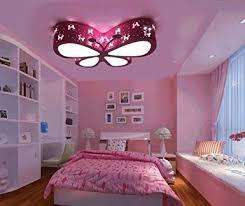 plafonnier pour chambre à coucher ledmlsh papillon led plafonniers pour chambre à coucher