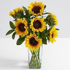 sunflower bouquets sunflower radiance