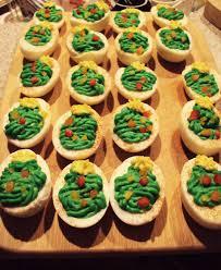 christmas deviled egg plate christmas deviled eggs decoration psoriasisguru