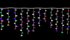 second marketplace twinkling animated lights 2