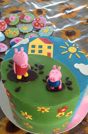 George Pig Cake Decorations 42 Best George Pig Cake Images On Pinterest George Pig Cake