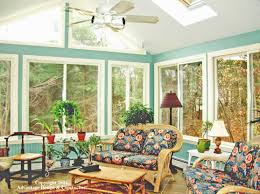 Cathedral Ceilings In Living Room by 3 Key Features For A Super Sunroom U2013 Suburban Boston Decks And