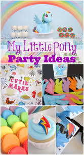 16 best my little pony theme images on pinterest pony party amazing ideas for any my little pony themed birthday party love the cutie mark tattoos