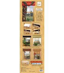 Home Decor Deal Sites June Tailor No Sew Home Decor Classic Cornice System Joann