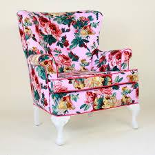Floral Accent Chair Floral Accent Chair Facil Furniture