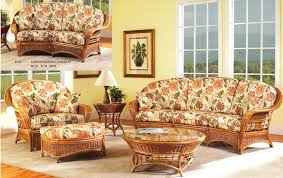 Sunroom Sofas Mountain View 9100 Rattan And Wicker Sunroom Set From Classic Rattan