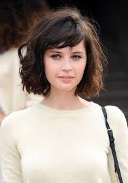 Curly Bob Frisuren by 8 Medium Haircuts That Will Inspire You To Chop Your