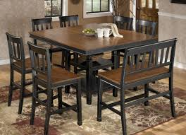 dining laudable henredon wood inlaid pedestal dining table and
