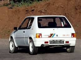 peugeot 205 rally peugeot 205 3 doors specs 1984 1985 1986 1987 1988 1989